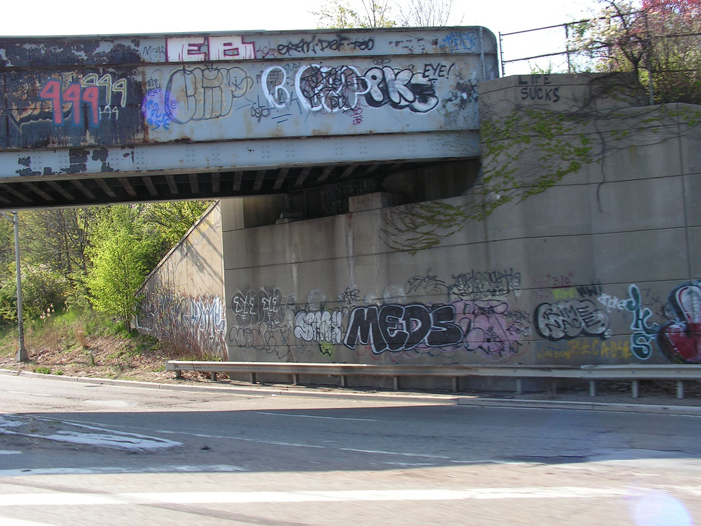 Graffiti art jersey city - Pk Kid New Jersey Graffiti