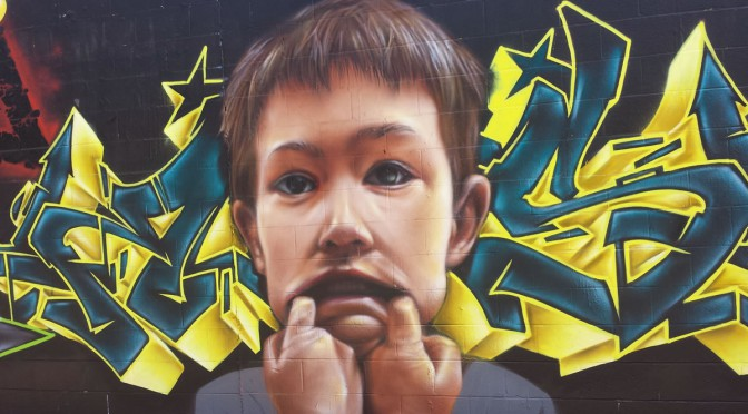 Graffiti Reality Jam