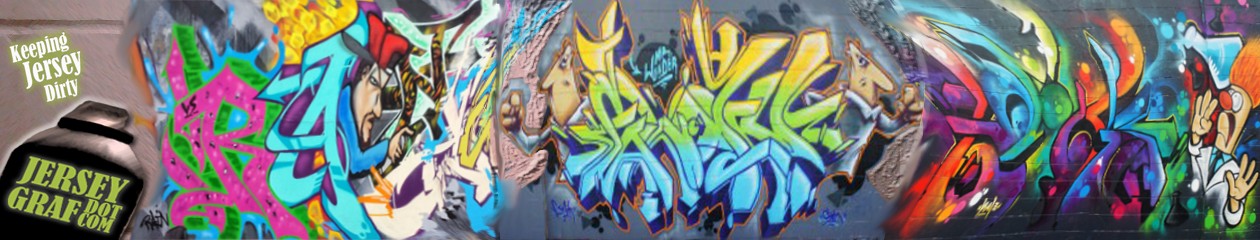 JerseyGraf.com *New Jersey Graffiti Art